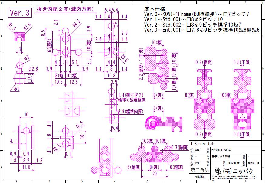 Fi-Dia Block(s) 規格 Ver.3
